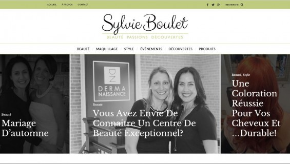 Sylvie Boulet